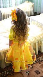 Платье осени