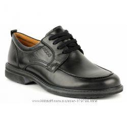 Оригинальные туфли полуботинки Ecco Turn