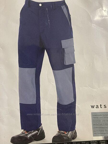 Мужские водо-и грязеотталкивающие рабочие брюки от немецкого бренда Watsons