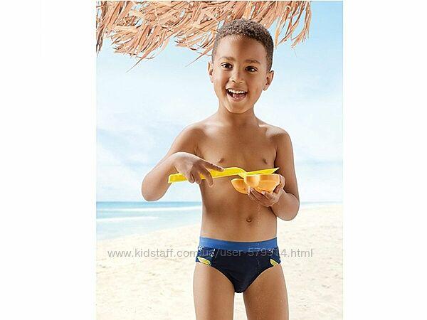 Плавки купальные на мальчика от немецкого бренда lupilu