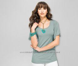 РаспродажаЛетняя блуза с рукавом бабочкой от ТСМ ЧИБО