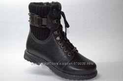 Женские ботинки Мида 24382 в 2-х цветах