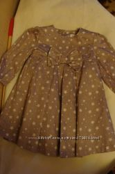 Дуже гарне плаття mamaspapas на 12-18міс. в ідеалі