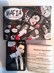 Карты Мафия Mafia