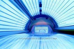 Лампы UV для солярия в ассортименте.