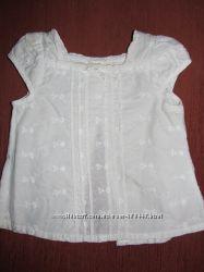 Блузочка летняя Mothercare