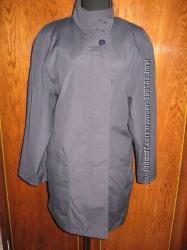 Куртка-плащ демисезонная