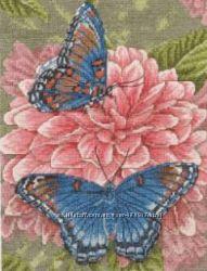 Набор для вышивки крестом Bucilla Butterfly