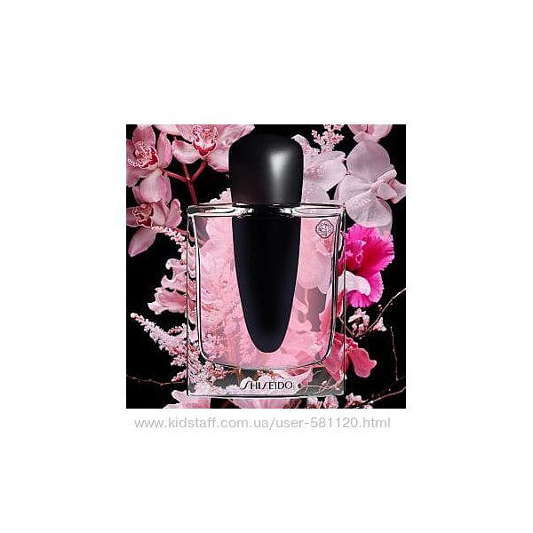 Shiseido Ginza Eau de parfum- магия силы и женственности, распив,