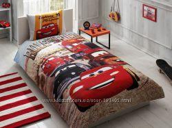 Детское постельное белье с двойным рисунком ТАС Disney. Лучшая цена