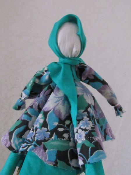 #6: куклы-мотанки разные