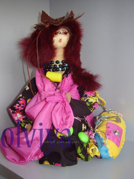 #1: кукла-двойник челове