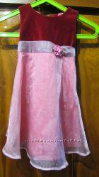 Платье нарядное от 1 года - 5 лет