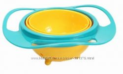 Тарелкa - непроливайка Universal Gyro Bowl