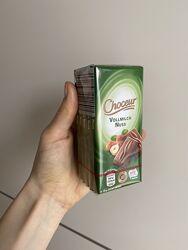 Набор из 5 мини шоколадок Choceur Vollmilch Nuss 200g Германия