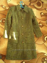 Пальто женское на двойном синтепоне, размер  44-46