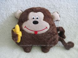 Мягкая игрушка-подушка обезьяна Чита