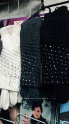 красивые модные перчатки