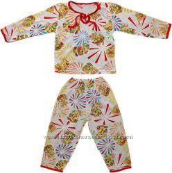 Пижама для девочек Капелька, РАЗМЕР 30