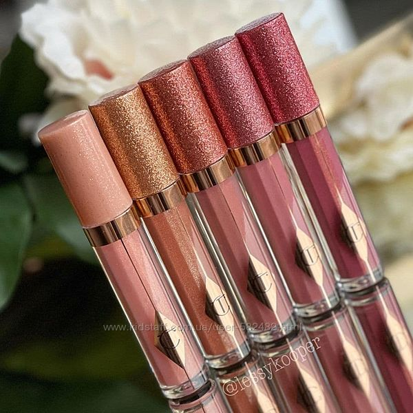 Блески для губ Charlotte&acutes Jewel Lips