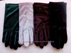 Перчатки женские в наличии