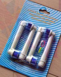 Насадка на зубную щетку Oral-B