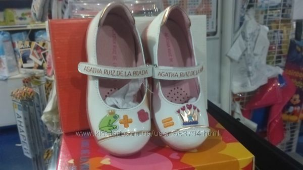 красивые туфли размер 22, 23,   испания