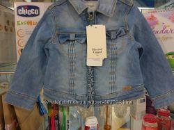 красивый катоновый пиджак рост 74, 80, испания майорал