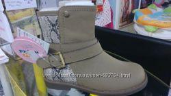 стильные ботинки деми сезон размер 26, 27