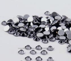Продам хрустальные стразы Black Diamond как Swarovski