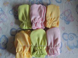 Царапки для новорожденных, 0-3 месяца