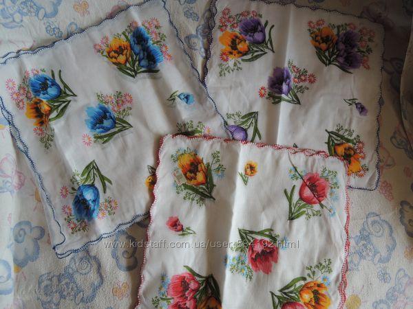 Носовичек, платок, платочек детский