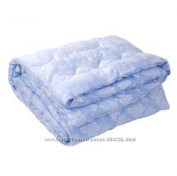Продаю зимнее шерстяное одеяло из овечьей шерсти Руно