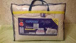 Одеяло из чесанной овечьей шерсти 200х220 очень теплое