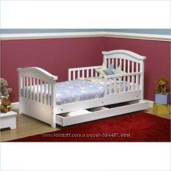 Детская кровать из массива бука Валета