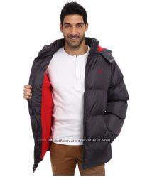 Куртка-пальто мужская зимняя u. s. polo. Оригинал