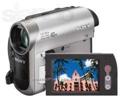 Видеокамера Sony DCR-HC52