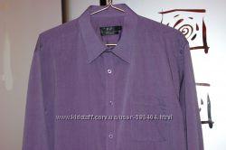 Класична чоловіча сорочка F&F, великий розмір XXL-XXXL
