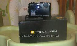Продам цифровую камеру  Nikon Coolpix S1100pj