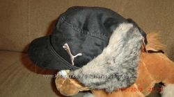 Фирменная шапка Puma