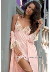 Новая шикарная бледно розовая ночнушка от Kinga Размер S
