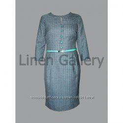 Платье Круиз Галерея Льна