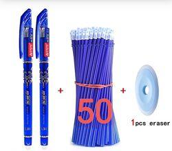 Гелевые стирающиеся ручки, стержни, стирачка набор пиши стирай