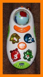 Музыкальный двуязычный мобильный телефон ТМ Chicco