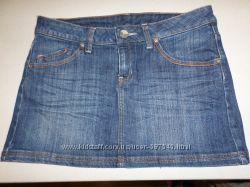 Продам джинсовую юбку МАНГО