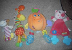 Наши фирменные игрушки TinyLove Baby Canpol