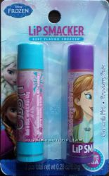 Бальзам для губ Lip Smacker Disney Frozen Анна & Эльза, 2шт.