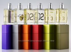 Распив оригинальной парфюмерии Escentric Molecules