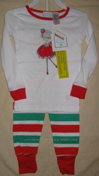 Шикарная пижама Принцесса для маленькой Принцессы Jillians closet Оригинал
