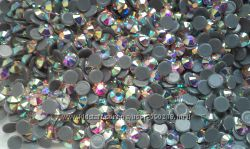 Стразы DMC клеевые Crystal и CrystalАВ SS16 горячей фиксации 1440шт